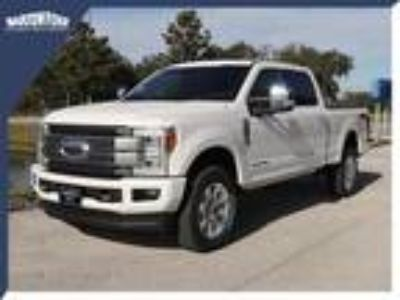 2019 Ford F-250SD Platinum