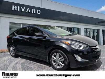 2015 Hyundai Elantra GLS (Black Diamond)