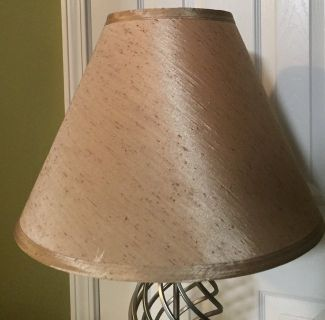 Beige Lamp Shade