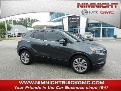 2018 Buick Encore Base (Graphite Gray Metallic)