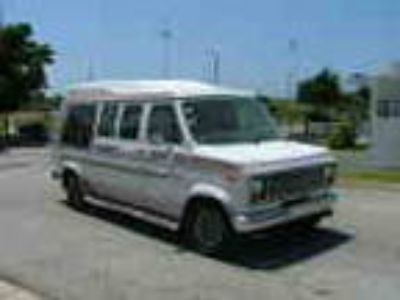 Ford Customized Van 8 000