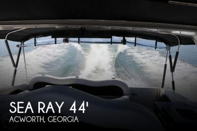 1995 Sea Ray 440 Sundancer