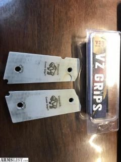 For Sale: VZ Grips for Compact 1911