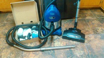 Ocean Blue Vacuum Cleaner