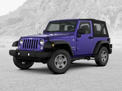 2018 Jeep Wrangler JK SPORT 4X4 (Xtreme Purple Pearlcoat)