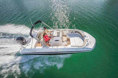 2018 Hurricane CC 21 OB Deck Boats Lewisville, TX
