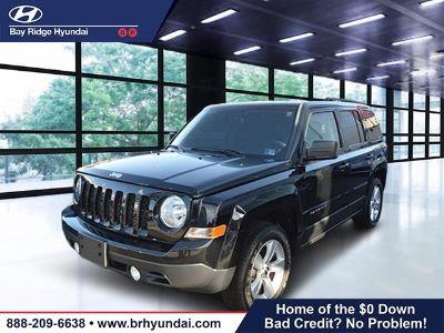 2013 Jeep Patriot Sport (black)