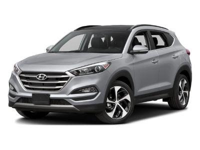 2017 Hyundai Tucson Limited (Dazzling White)