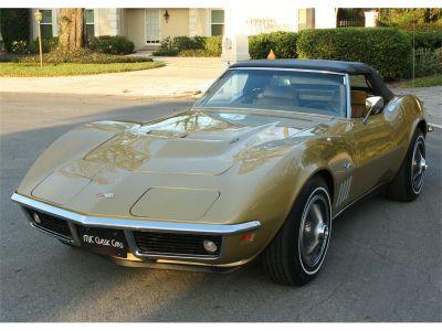 1969 Chevrolet Convertible