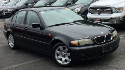 2004 BMW 3-Series 325xi (black)