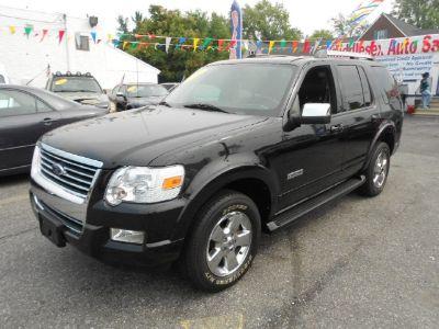 2006 Ford Explorer Limited (Black)