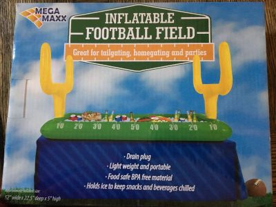Inflatable Football field Cooler