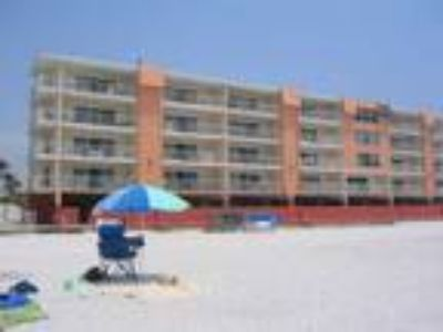 Indian Shores Vacation Condo on the Beach - Weekly Rental