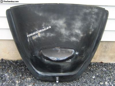 Beetle Engine Cover Deck Lid 67 only