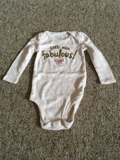 Infant Onesie, Size 9 months
