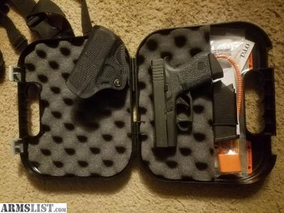For Trade: Like new Talo Glock 43.