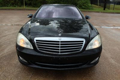 2007 Mercedes Benz S550 - Navigation