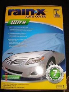 Sell Rain-X 804510 Blue Large Car Cover, New FREE SHIPPING motorcycle in Lake Elmo, Minnesota, United States, for US $45.99