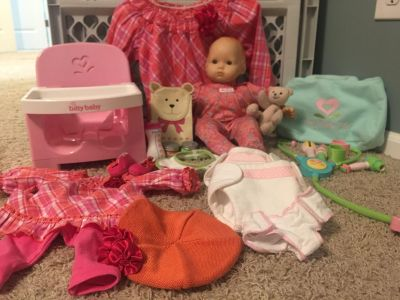 American Girl Bitty Baby Collection