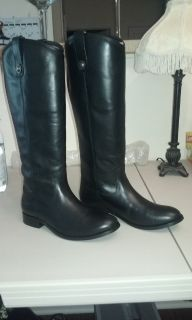 Frye Genuine Black Leather Boots