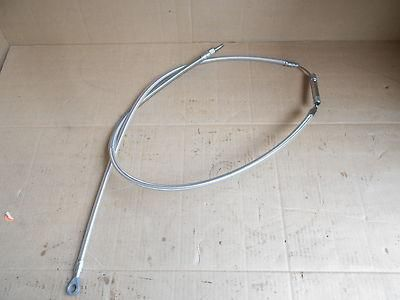 Find STAINLESS STEEEL CLUTCH CABLE FOR HARLEY DAVIDSON motorcycle in Bassett, Virginia, US, for US $24.99