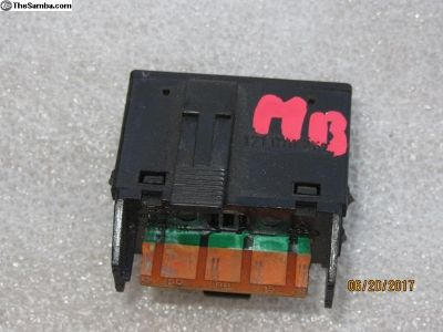 Vanagon Seat Belt Warning Light M13