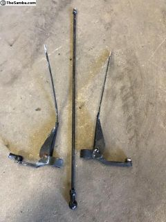 Thing Wiper arms and linkage