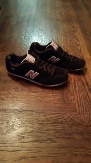 New balance brown/pink sneakers size 7