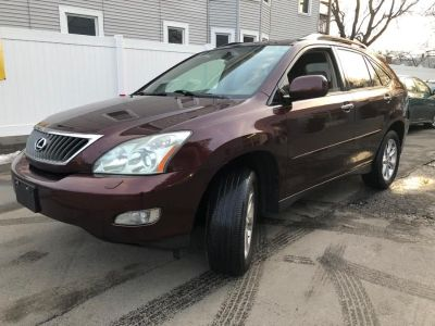 2008 Lexus RX 350 Base (Brandy Wine Mica)