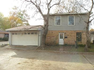 2 Bed 1.5 Bath Foreclosure Property in Bossier City, LA 71112 - Orleans St