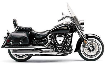 2004 Yamaha Road Star Midnight Silverado Cruiser Belleville, MI