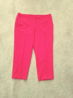 JcPenny Crop Pants size 12