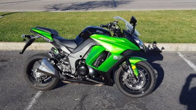 2015 Kawasaki Ninja 1000 ABS Sport Motorcycles Meridian, ID