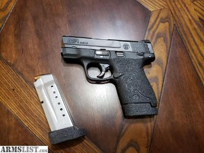 For Sale: S&W MP Shield 9mm