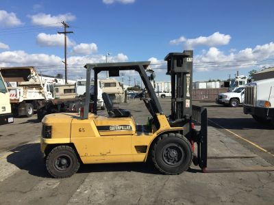 2003 CATERPILLAR Dp50