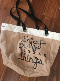 Thirty one canvas tote