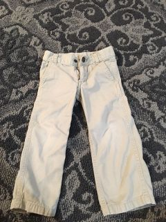 Carter s brand khaki pants. In great condition. Size 2t. Asking $3