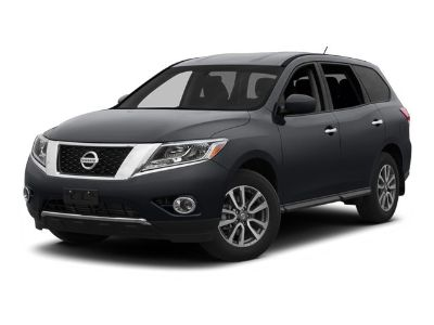 2013 Nissan Pathfinder S (Black)