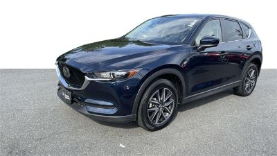 2018 Mazda CX-5 Touring (Crystal Blue)
