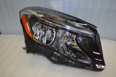 Buy 2015-2016 MERCEDES 156 GLA250 GLA CLASS RIGHT PASSENGER HALOGEN HEADLIGHT OEM motorcycle in Portland, Oregon, United States, for US $199.99