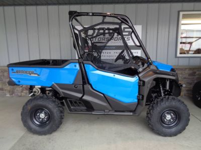 2018 Honda Pioneer 1000 EPS Side x Side Utility Vehicles Delano, MN