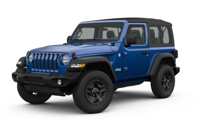 2019 Jeep Wrangler Sport (Ocean Blue)