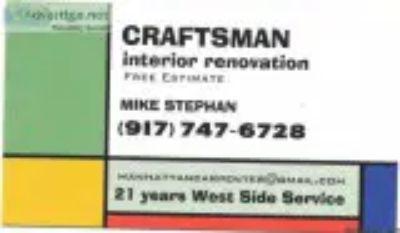 Fine CarpenterExperience d handyman