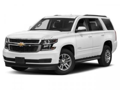 2019 Chevrolet Tahoe LTZ (Black)