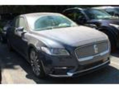 2017 Lincoln Continental Reserve Perfect Position Seats, Twin Moonroof