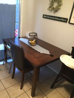 Very large/ heavy dining table