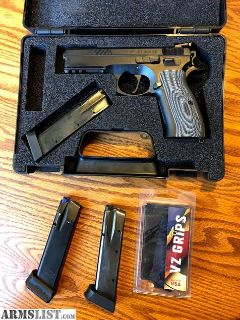 For Sale: CZ 75 SP-01