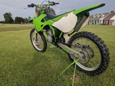 1999 Kawasaki KX125
