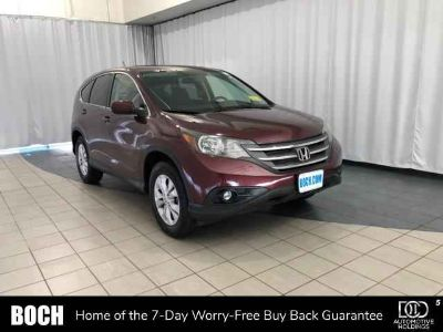 Used 2013 Honda CR-V AWD 5dr