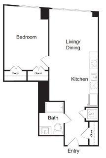 $7680 1 apartment in Jamaica Plain